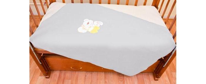Плед Осьминожка одеяло 80х120 см