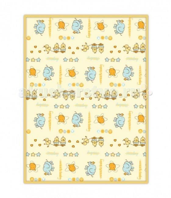 Одеяло Baby Nice (ОТК) Цыпленок 85х115 см