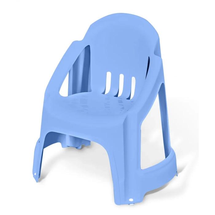 Palplay (Marian Plast) Стульчик 532Стульчик 532Детский стульчик - необходимая и важная вещь в любом доме.   Характеристики:  - Стульчик сделан из прочного и легкого термостойкого пластика.  - Ребенок может самостоятельно перемещать стульчик с места на место.  - Прекрасно подходит для использования как дома и на природе.<br>