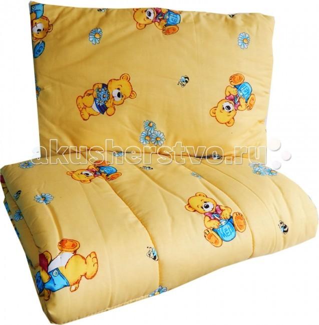 Комплект для кроватки Папитто 1111 (2 предмета)
