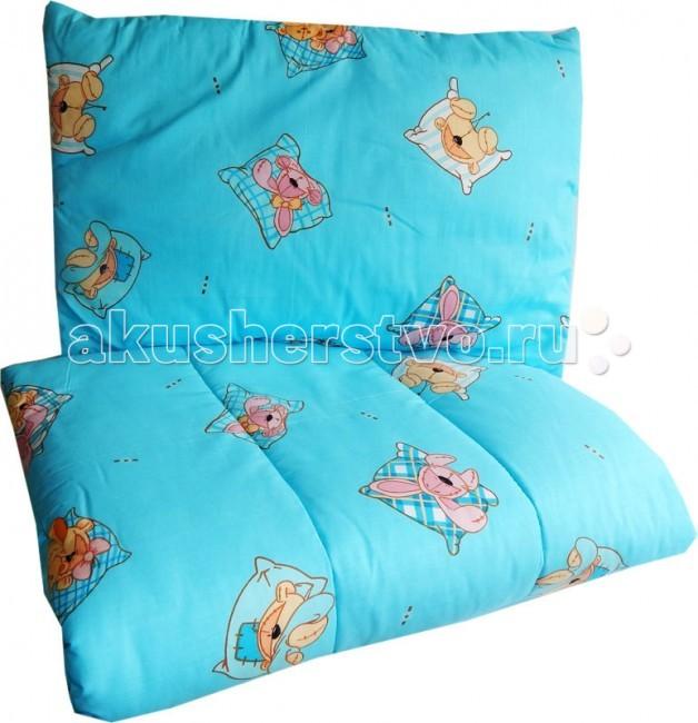 Комплект для кроватки Папитто 1111 (2 предмета)1111 (2 предмета)Набор для малыша в кроватку, состоящие из 2х предметов изготовлен из качественных, натуральных материалов.   При нанесении рисунка используются исключительно натуральные красители, поэтому детское постельное белье Папитто безопасно и гипоаллергенно.  В комплекте: -    одеяло 110 х 140 -    подушка 40 х 60 (синтепон)  Наполнитель: Синтепон  Цвета в ассортименте<br>