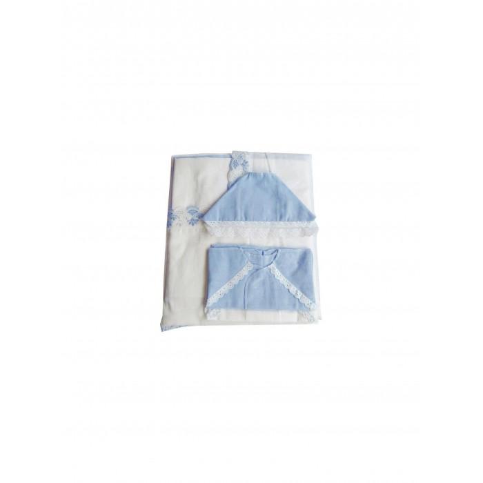 Комплект на выписку Папитто (8 предметов) шитье