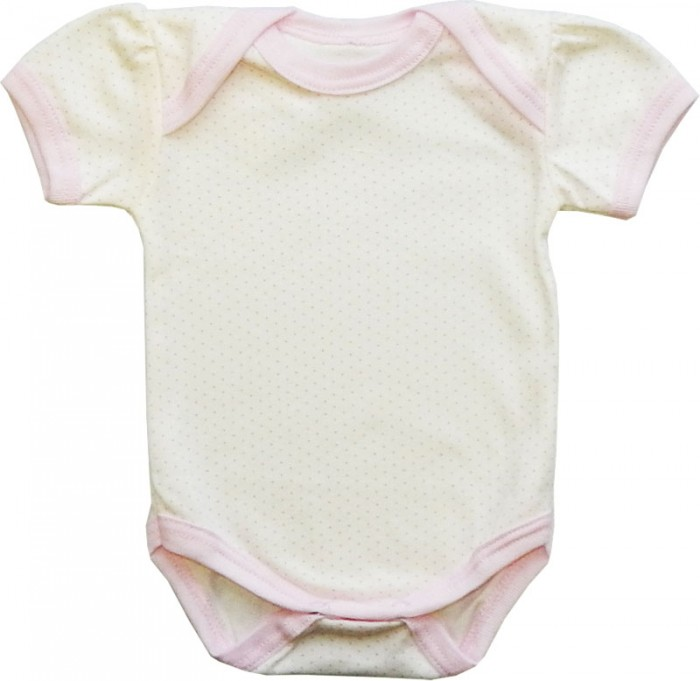 Папитто Боди Капелька рукав-фонарик Горошек 132-04Боди Капелька рукав-фонарик Горошек 132-04Боди с коротким рукавом-фонариком создано для новорожденных детей. Рисунок, который украшает изделие — «милый» горошек. Ткань, используемая в производстве - интерлок (100% хлопок).   Интерлок — мягкое, эластичное, нежное трикотажное полотно, идеально для производства детской одежды, особенно для малышей. Рисунок изделия украшает милый горошек.   «Папитто» гарантирует качество боди для новорожденных.  Состав 100% хлопок.   Рекомендации по уходу: Ручная, автомат 30 градусов, не отбеливать, без отжима.<br>