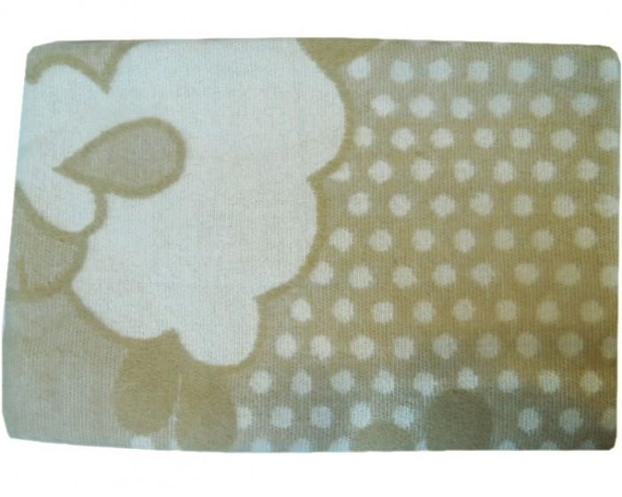 Одеяло Папитто детское байковое 100х118