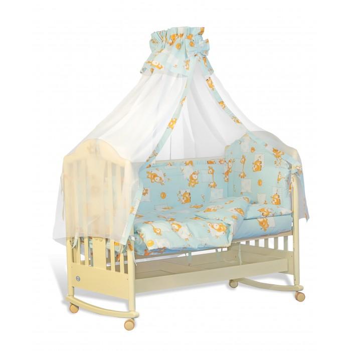 Комплект в кроватку Папитто Классика (7 предметов)