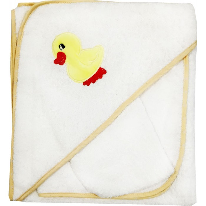 Папитто Набор для купания 3 предмета с вышивкой