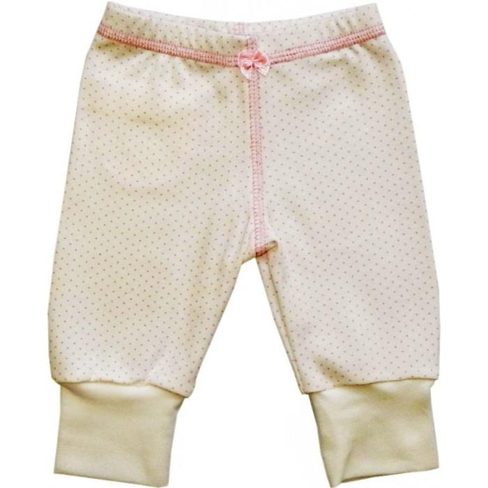 Папитто Ползунки-штанишки с бантиком Горошек 142-03