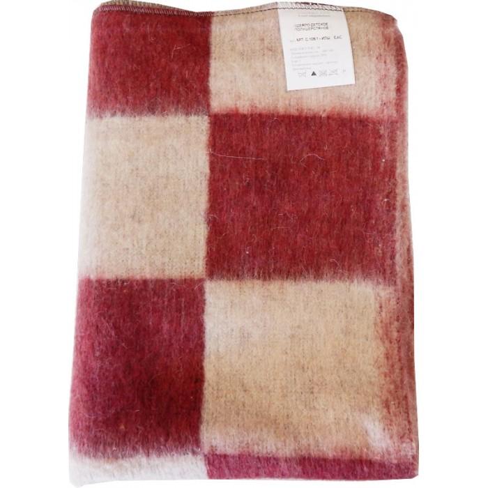 Одеяло Папитто шерстяное 100х140 смшерстяное 100х140 смТеплое шерстяное одеяло для детской кроватки или коляски согреет малыша зимой.  Шерстяное одеяло незаменимо для детей во время холодной погоды. Изготовлено одеяло из нежной и мягкой шерсти.  Под таким одеялом будет тепло и комфортно спать. Ребенок не замерзнет, даже если в комнате будет температура гораздо ниже привычной.  Состав: шерсть 70%, хим. волокна 30% Размер: 100&#215;140 см<br>