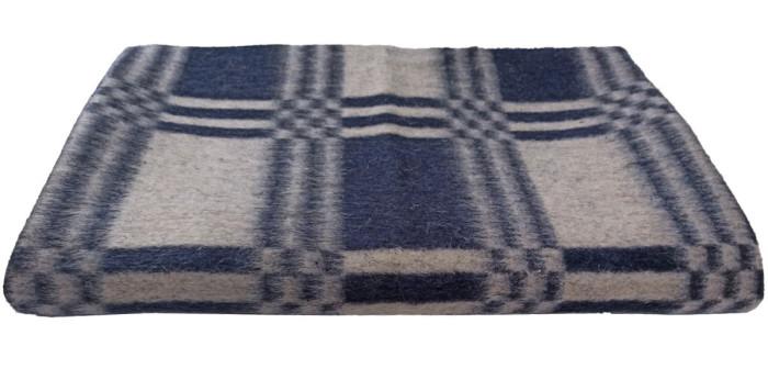 Одеяло Папитто шерстяное 100х140 см