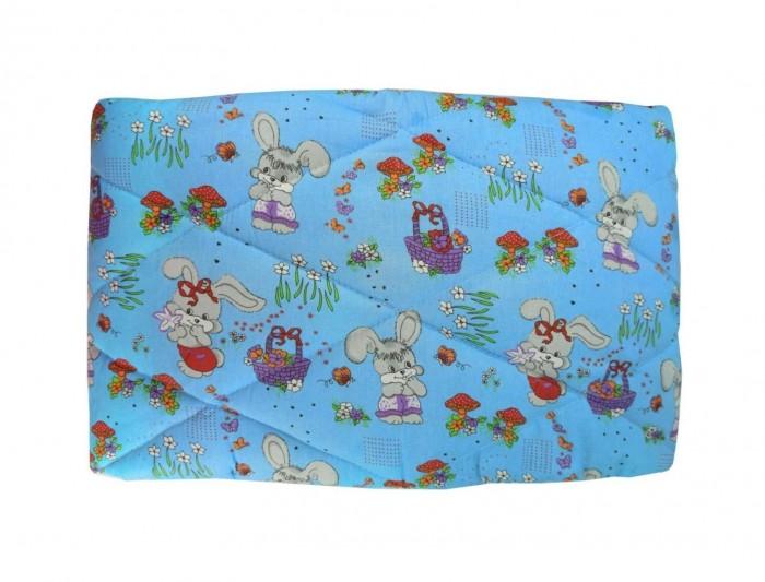 Одеяло Папитто стеганое шерсть 110х140