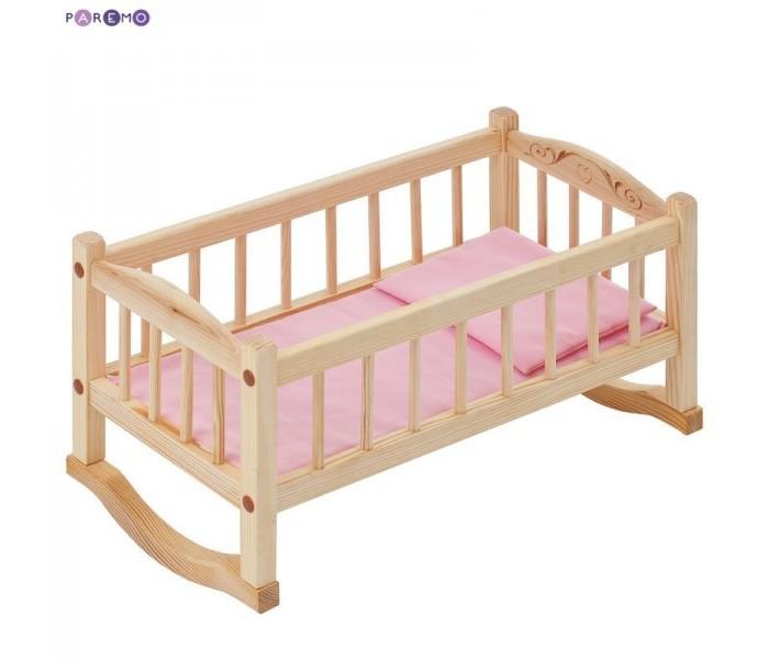 Paremo Кроватка-люлька для куклы