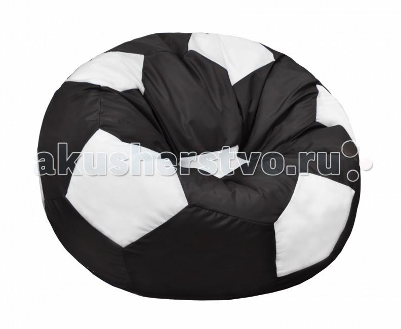 Мягкое кресло Пазитифчик Мешок Мяч экокожа 80х80