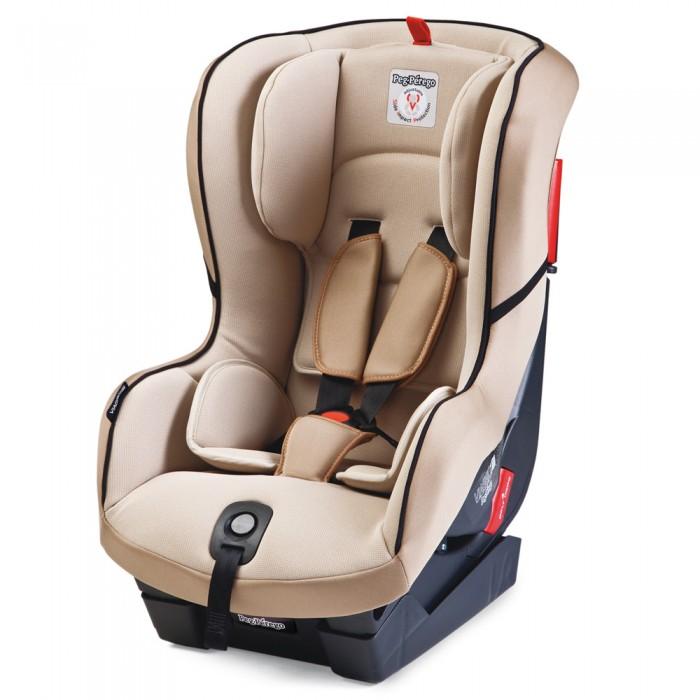 Автокресло Peg-perego Primo Viaggio 1 Duo-Fix KPrimo Viaggio 1 Duo-Fix KАвтокресло Peg Perego Primo Viaggio1 Duo-Fix K предназначено для детей весом от 9 до 18кг. (от 9 мес. до 4 лет).  Широкое сидение c 5-ти точечными ремнями безопасности и дополнительной системой защиты от бокового удара, что обеспечивает максимальную безопасность, а 4 положения наклона обеспечивает ребенку комфорт и отдых в длительных поездках и во время сна.  Автокресло можно устанавливать в машине с помощью ремней безопасности, а так же c помощью универсальной базы Isofix 0+1 (в комплект не входит), которая предназначена для всех автокресел Peg Perego.  Все автокресла Peg Perego, одобренные европейской комиссией безопасности согласно правилам ЕЭК ООН №44 и отвечают европейским нормам безопасности согласно стандарту ECE R 44/04.  На сегодняшний день это это самый строгий стандарт безопасности, относительно детских автокресел, согласно этому стандарту, изделия проходят тестирование наиболее приближенное к реальности, предъявляется строгое требование защиты головы, ремней безопасности и пряжке замка.  Особенности:  Съемный чехол  Высота: 65,5 х Ширина 43,5см  Внутренние ремни, пятиточечные, регулировка длины, мягкие накладки  Регулировка наклона спинки, число положений наклона: 4  Анатомическая подушка  Защита от боковых ударов  Вес: 10кг  Способ установки: лицом по ходу движения  Способ крепления: с помощью 3-х точечных ремней автомобиля и с помощью базы Isofix (база Isofix в комплект не входит, в комплекте обычная база - как на фотографии)  Система упора в пол<br>