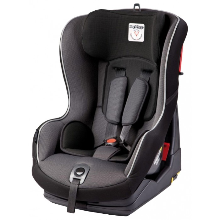 ���������� Peg-perego Viaggio 1 Duo Fix TT - Peg-peregoViaggio 1 Duo Fix TT���������� ��������� � ������ I, �� ����, ���������� ��� ����� ������� ������ ������, � ������ �� ������� �������� �� 9-�� ������� � �� 4,5-�� ��� (�� 9-�� �� 18-�� ��).  �������������� ����������:  �������� ����������� ��������� ������������ �������� �������� ��� ��� �44 � �������� ����������� ������ ������������ �������� ��������� ECE R 44/04  ��������� ������� �� PP-AUTO, ������� �������������, ������������� ��� �������� �������� �������������� ��� ����������  ����� ��� ������ � ������������� ������� ������� �� ���������� Crystal, ������ � ������� �����  EPS (Expanded Polystyrene) - ��������, ����������� ���� �����  ����� ������������ �������� � 5 ������, ��������� ������ ������� ���������� ����� ������ �� ��������� �� �������, ��������� ����� ��� ������ ������. ����� ������ ������������ ����� ������������.  �������� �������� �� ������.  �������������� ������ ������� ��� ����� ���������.  ������� ����� 4 ��������� �������, ����������� ������� ������� � ����� � ����� ������ ��������, � ����� �� ����� ���.  ������ �������, ��������� ������ � ���������� ������.  ��������� � ����������:  � ������� ������� ������ � ����������.  � ������� �������� Isofix � Top Tether ���������  ��������� � ����������: ����� � ������ �� ������ ������� ���������� ��� �� �������� ������� ��� ����������� ������� ������������.  ������� � ���:  ������� ����������: � 56,5 � � 62.5 � � 44 ��  ��� ���������� : 11.4 ��.<br>