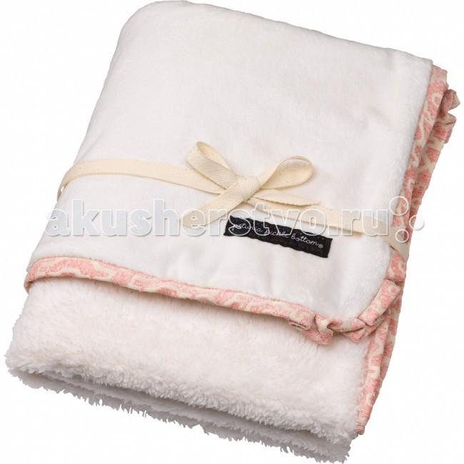 Одеяло Petunia Pickle Bottom для новорожденных 84x74