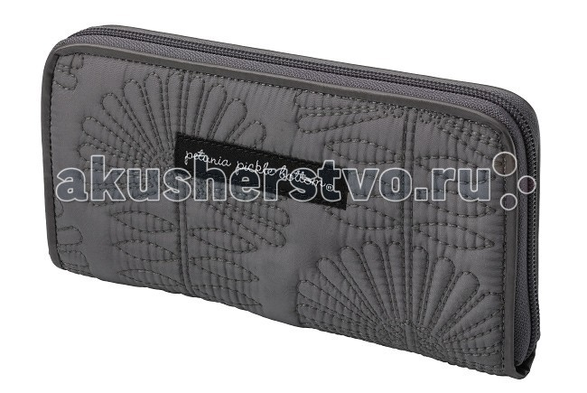 Petunia Pickle Bottom Кошелек Wanderlust Wallet