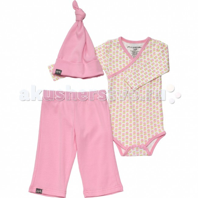 Petunia Pickle Bottom Social Set 0-3 мес.