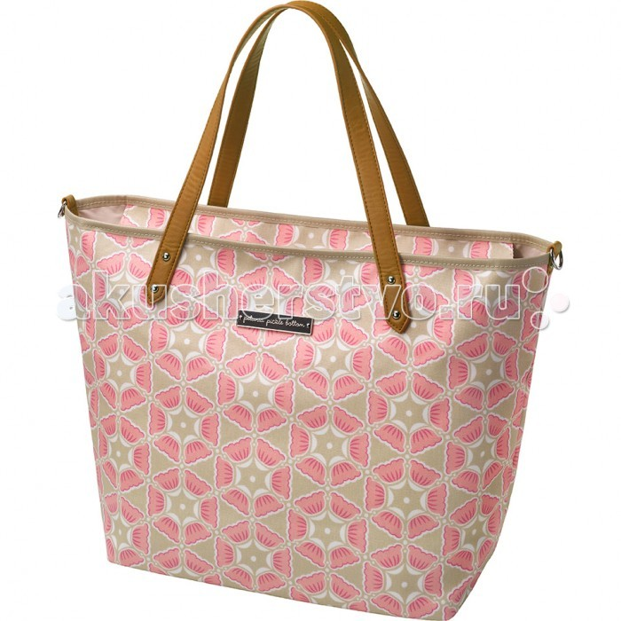Petunia Pickle Bottom Сумка для мамы Downtown Tote