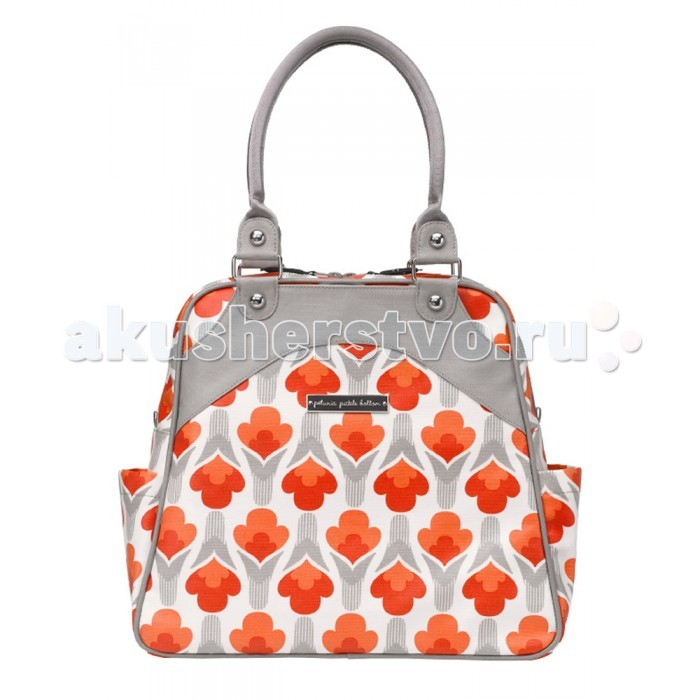 Petunia Pickle Bottom Сумка для мамы Sashay Satchel