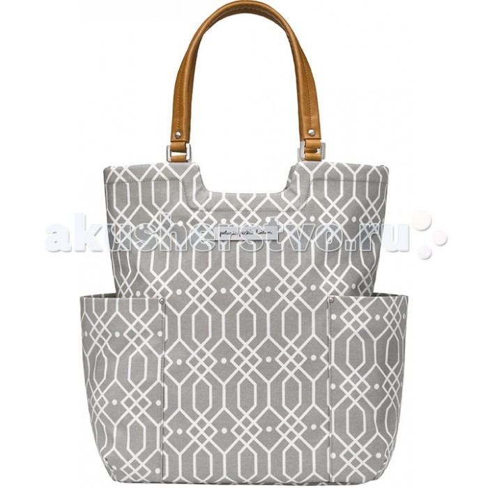 ФОТО petunia pickle bottom Сумка для мамы tailored tote