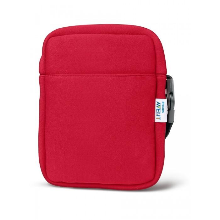 Philips-Avent Теплоизолирующая сумка SCD150Теплоизолирующая сумка SCD150Теплоизолирующая сумка Philips-Avent SCD150   Преимущества: Сохраняет первичную температуру содержимого бутылочек Регулируется длина наплечного широкого ремня Компактный, стильный, универсальный дизайн.   Вмещает: Бутылочки Philips Avent (Авент) Контейнеры Philips Avent (Авент) VIA Кружки Philips Avent (Авент) Magic Cup.  Специальный двойной слой термоизоляции с утеплителем позволяет хранить холодное грудное молоко, молочную смесь, а также горячую кипяченую воду в течение 4 часов. Легко сохраняет содержимое в чистоте.  Вес: 0,337 кг Материал: неопрен, термоизолирующий слой полиэтилена и ткани 3M Количество: 1 шт.<br>