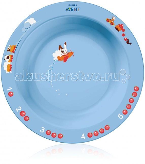 Philips-Avent Глубокая тарелка большая