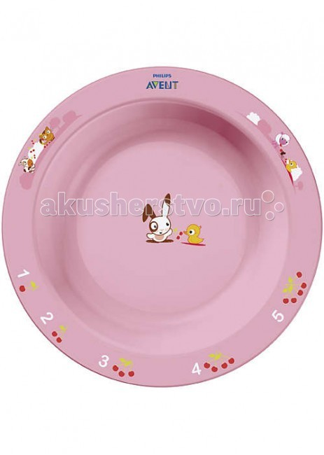 Philips-Avent Глубокая тарелка малая