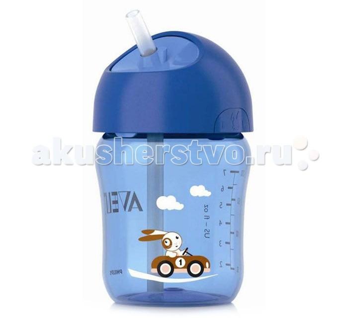 Поильник Philips-Avent с трубочкой 260 млс трубочкой 260 млПоильник Philips-Avent с трубочкой SCF760/00 отлично подойдет подрастающему малышу. Герметичная чашка с завинчивающейся крышкой предназначена для обучения самостоятельному питанию, также чашку легко разбирать и мыть.<br>