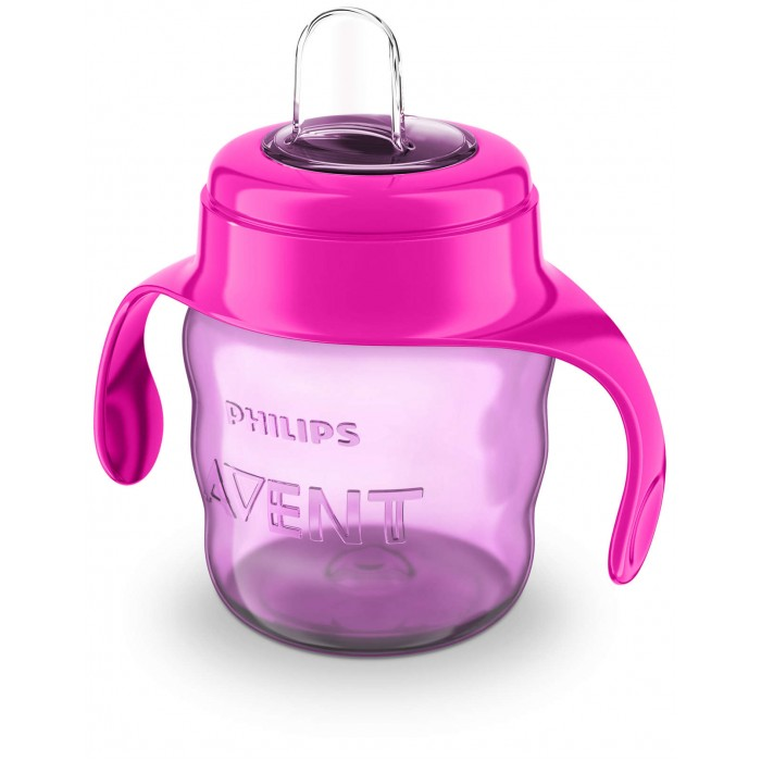 Поильник Philips-Avent Чашка-непроливайка Comfort с 6 мес. 200 мл