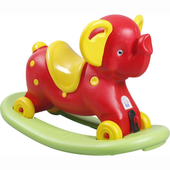 Каталка Pilsan качалка Слонкачалка СлонКаталка Pilsan качалка Слон - выполнена из высококачественного пластика и не оставит равнодушным ни одного малыша.  Пока малыш маленький Слоника можно использовать как качалку, но когда малыш подрастет , он сможет кататься на ней отталкиваясь ножками от пола.   Размеры каталки позволяют использовать ее как дома так и на улице.  Каталка-качалка стимулирует вашего малыша в активным движениям, способствует физическому и эмоциональному развитию ребенка, развитию координации, воображения и чувства равновесия.<br>