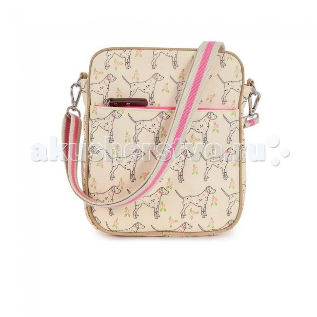 Pink Lining ����� ��� ��� Out And About Mini Messenger