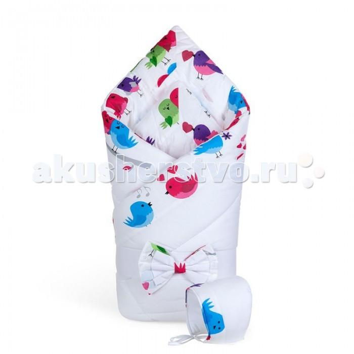Pituso Конверт-одеяло СердечкиКонверт-одеяло СердечкиPituso Конверт-одеяло Сердечки - отличный выбор на выписку малыша.   Особенности: Красивый и удобный конверт выполнен в особой стилистике текстильных принадлежностей по уходу за малышом с первых дней. Удобный пояс фиксатор надежно удерживает края одеяла. Конверт отлично трансформируется в обычное детское одеяло, и может использоваться дома.  Конверт-одеяло подойдет для прогулок в межсезонье, так как достаточно теплый за счет наполнителя.  Конверт-одеяло состоит из пододеяльника и внутреннего одеяла.  Застежка «молния» позволяет быстро уложить малыша, не причиняя ему дискомфорта.  В комплекте входит чепчик.  Состав: пододеяльник сатин 100% хлопок 95х95 см, застежка молния Внутреннее одеяло холлкон/бязь, плотность наполнителя 250 г/м2<br>
