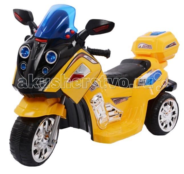 Электромобиль Pituso OM1858OM1858Электромобиль Pituso 6V OM1858 приведет любого ребенка в восторг. Имея уменьшенную копию мотоцикла, ребенок сможет почувствовать себя настоящим водителем.   Характеристики: Пластиковые колеса Кнопка зажигания Максимальная скорость 3 км/ч Движение вперед назад Багажник Свето-звуковые эффекты 6 мелодий Ругулировка звука Сигнал Аккумулятор 6V  Максимальный вес: 25 кг  Размер (ШхГхВ): 101.5x40x63.8 см<br>