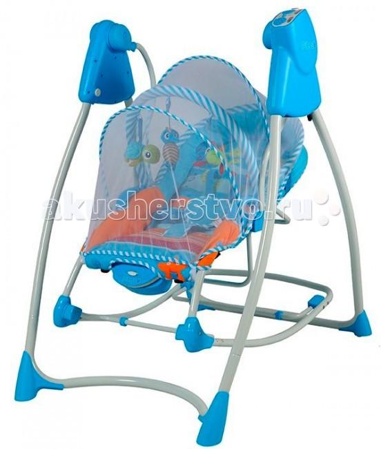 Электронные качели Pituso Lerin TY-805Lerin TY-805Электронные качели TY-006 обеспечивают плавное качание Вашего малыша и поможет быстро успокоить. Веселые игрушки на крутящейся вертушке над головой ребенка и на столике понравятся ребенку и помогут занять его внимание во время игр. 5 скоростей качания и мягкая музыка с таймером помогут укачать малыша.  Характеристики: Москитная сетка 8 мелодий 3 уровня громкости 5 скоростей качания Сиденье электрокачелей имеет функцию вибрации Таймер качания 8, 15, 30 минут 5-точечный ремень безопасности Сиденье электрокачели можно использовать как шезлонг 3 уровня положения спинки (сидя, лежа, полулежа) Дополнительная подкладка на сидение Игромобиль с мягкими игрушками Моющееся сиденье Предназначены для детей с рождения до 12 месяцев Компактно складывается для удобной переноски и хранения  Максимальный вес ребенка: 12 кг  Размеры в разложенном виде: 70х86х94 см<br>