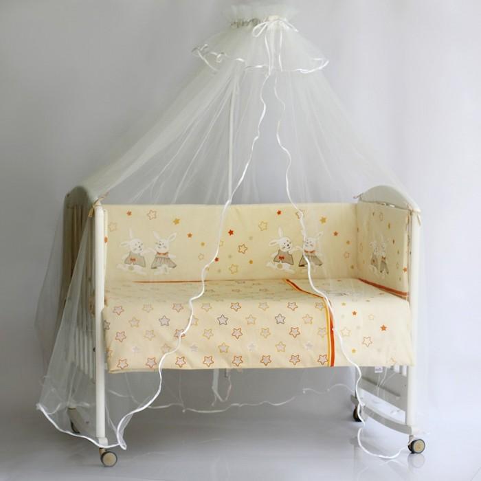 Бампер для кроватки Pituso ЗайкиЗайкиБампер для кроватки Pituso Зайки не только придаст кроватке дополнительный уют, но и защитит Вашего малыша от сквозняков.  Материалы и краски постельного белья отвечают всем экологическим нормам и абсолютно безвредны для здоровья ребенка.  Особенности: Бортик в стандартную кроватку 120х60, четыре части Сьемный чехол (застежка молния)<br>