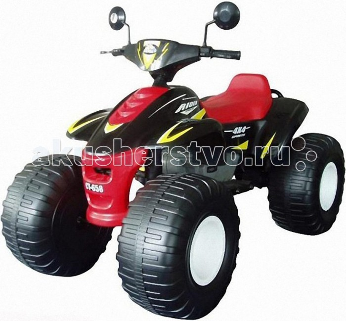 Электромобиль Пламенный мотор CT-658 Big Beach Racer 95007/95008