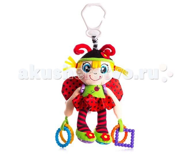 Подвесная игрушка Playgro Девочка-божья коровка