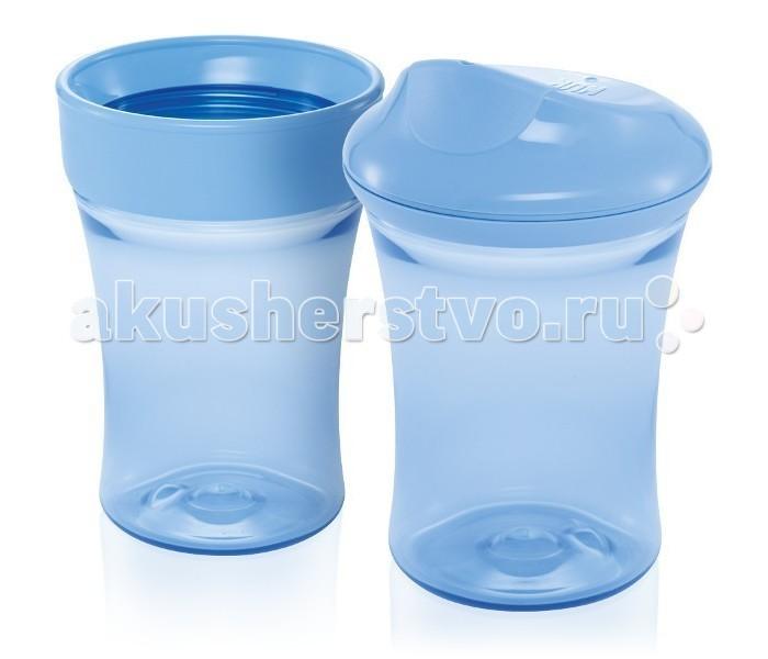 Поильник Nuk 3 с мягкими накладками 2 в 1 Easy Learning3 с мягкими накладками 2 в 1 Easy LearningВаш ребенок растет, и с помощью обучающей бутылочки NUK Easy Learning переход от грудного вскармливания и кормления из бутылочки к самостоятельному питью будет гораздо легче. Легко переходим от груди к бутылочке, от бутылочки к самостоятельному питью.  Материал пластик Емкость 275 мл Свойства: - не содержит bisphenol-A - с клапаном Входит в комплект: насадка для питья • 1 шт.  Вода не проливается из любого положения.<br>