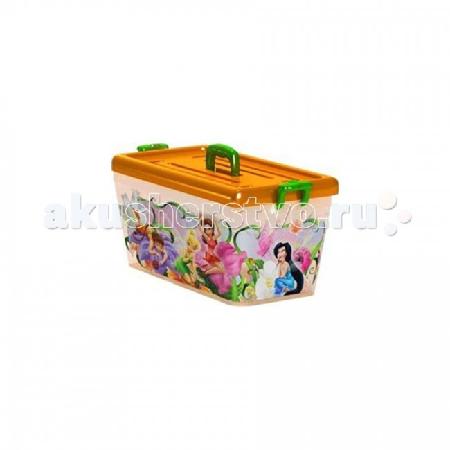 Полимербыт Ящик для игрушек 15л DisneyЯщик для игрушек 15л DisneyСамые важные вещи в доме – детские. Для хранения детских карандашей, альбомов, пластилина, книг и раскрасок прекрасно подойдет красивый детский ящик от компании Полимербыт.   Компания выпускает детские ящики для хранения вещей самых разнообразных цветов и оттенков, чтобы они радовали имам и малышей.   Аккуратное хранение детских вещей гарантирует использование пластиковых детских ящиков от компании Полимербыт!  Размер: 415х270х220 мм  Объем - 15 л.<br>