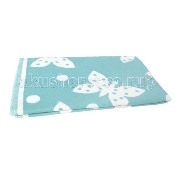 Одеяло Прибалтика байковое 100х118 см