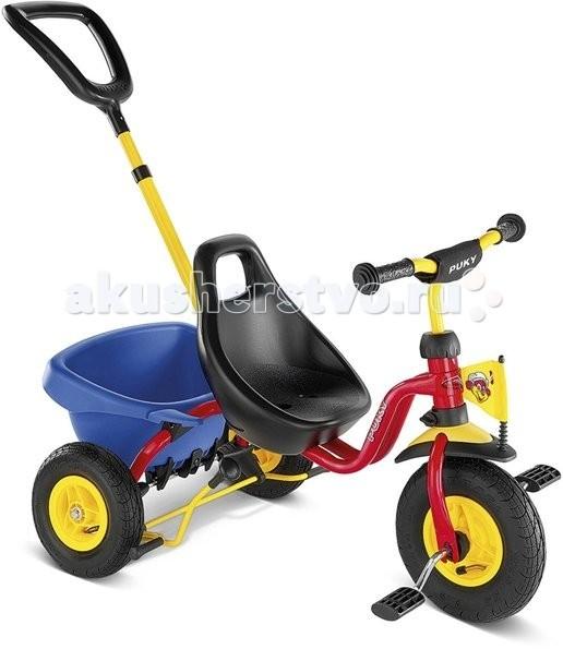 Велосипед трехколесный Puky CAT 1L