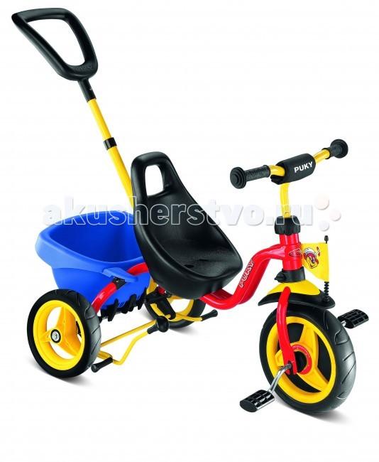 Велосипед трехколесный Puky CAT 1S