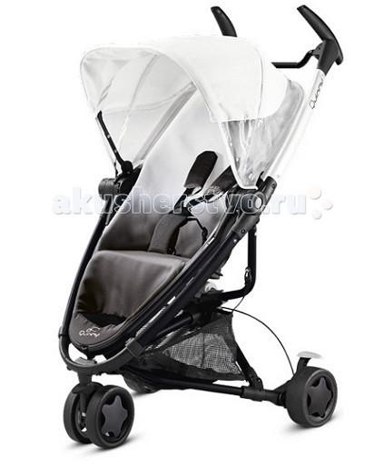 Прогулочная коляска Quinny Zapp Xtra2Zapp Xtra2Стильный дизайн, удивительная компактность и продуманный функционал Quinny Zapp Xtra2 обеспечат малышу и маме максимальный комфорт во время прогулок и поездок! Независимо от того, что Вы запланировали в течение дня, Вы можете с легкостью положиться на Quinny Zapp Xtra2. С этой коляской Вы и Ваш малыш будете наслаждаться прогулками по любимому городу и радоваться каждому моменту!  Особенности: Легко складывается и раскладывается по типу «книжка» одним нажатием кнопки Удобный блок сиденья устанавливается по ходу движения и имеет 3 положения наклона и против движения (2 положения наклона), включая положение «лежа» 5-ти точечные ремни безопасности с мягкими накладками Непромокаемая и непродуваемая обивка изготовлена из прочных водо- и грязеотталкивающих материалов, легко снимается для чистки или стрики при температуре воды 30&#730; С. Капюшон с козырьком со смотровыми окошками регулируется и снимается, надежно защищает малыша от солнечных лучей и непогоды Удобные эргономичные ручки не регулируются Колеса легко снимаются 2 задних колеса со стояночной тормозной системой Сдвоенное переднее колесо поворачивается на 360&#730; и фиксируется Вместительная съемная корзина (до 5 кг) Легкое и надежное шасси из лакированного алюминия Светоотражающие рефлекторы на тканевых частях<br>