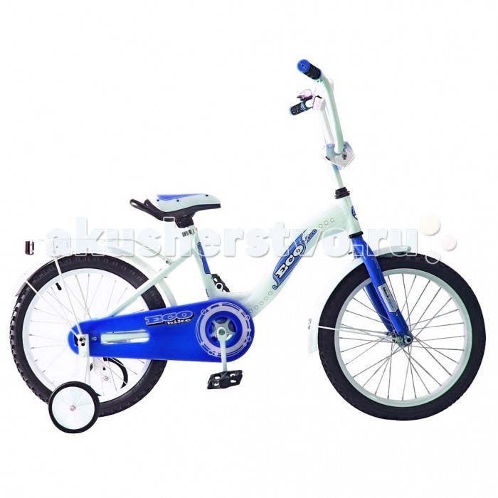 Велосипед двухколесный R-Toys Aluminium BA Ecobike 16