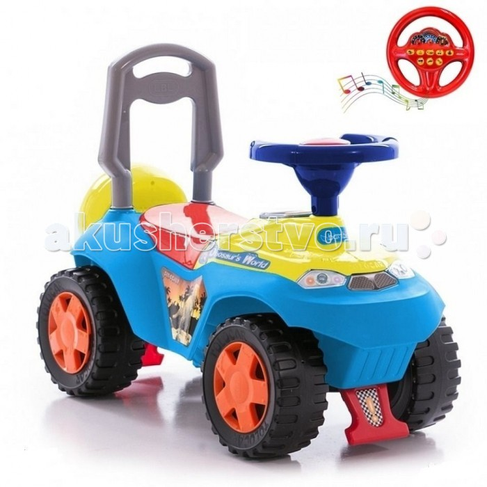 Каталка R-Toys Автошка