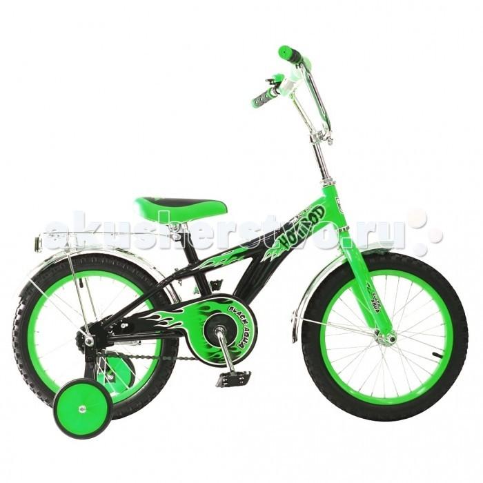 Велосипед двухколесный R-Toys BA Hot-Rod 14