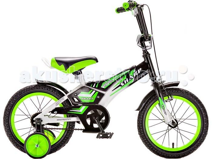 Велосипед двухколесный R-Toys BA Sharp 12