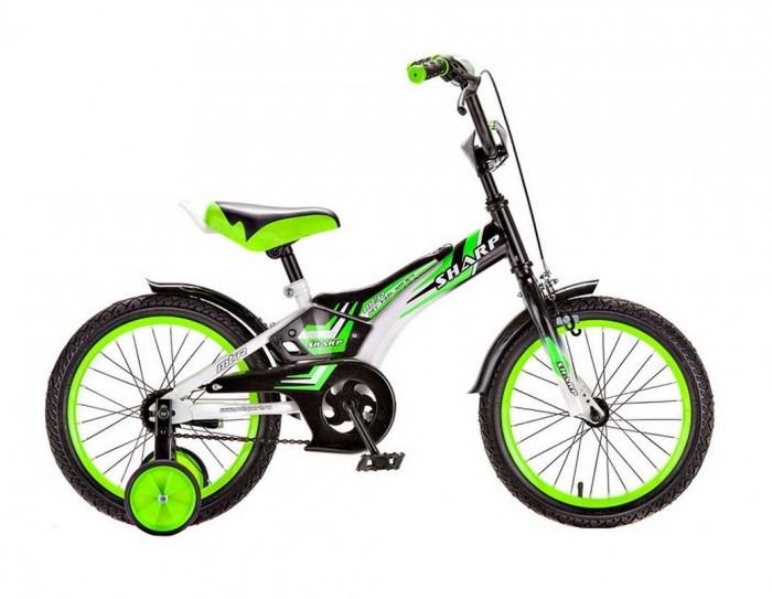 Велосипед двухколесный R-Toys BA Sharp 14