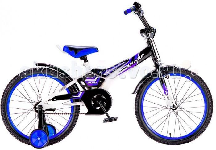 Велосипед двухколесный R-Toys BA Sharp 16