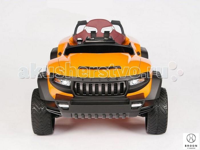 Электромобиль R-Toys Джип-внедорожник BROON Henes